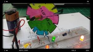 Phototransistor Circuit Lesson 11