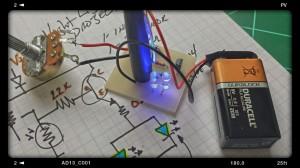 Automatic Night Light (Testing)