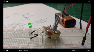 Potentiometer Circuit